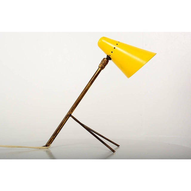 1950s French Cocote Table or Wall Lamp For Sale - Image 5 of 9