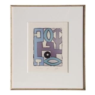 Jeffrey Maron, Looking Back Framed Print For Sale