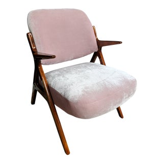 Mid-Century Bengt Ruda Chair For Sale