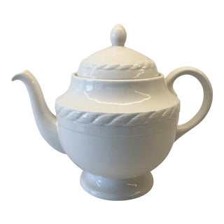 Wedgwood Ralph Lauren Clearwater Teapot For Sale