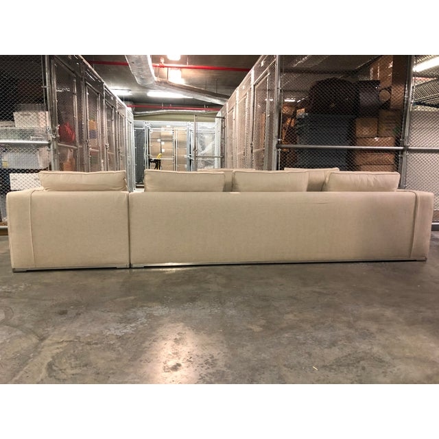 The Omnia is one of Maxalto's most traditionally comfortable sofas. Foam cushions are topped with a layer of down so you...