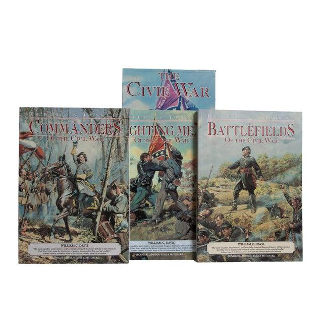 American Memories of the Civil War - Set of 5 For Sale - Image 3 of 4