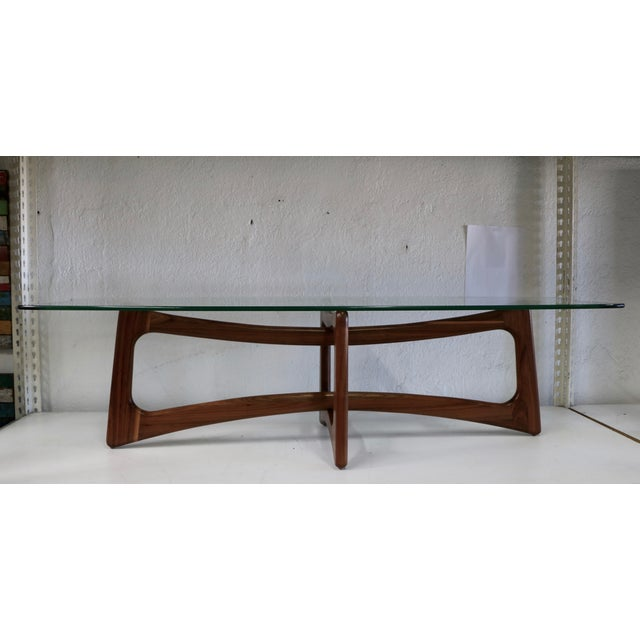 Adrian Pearsall Mid Century Modern Coffee Table - Image 4 of 9