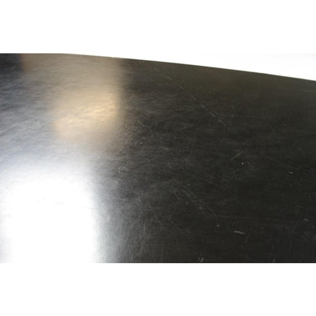 "Eames Elliptical ""Surfboard"" ETR Coffee Table - Image 9 of 11"