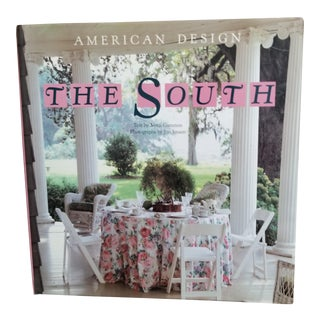 "American Design ""The South"" 1st Edition Coffee Table Book"
