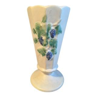 Vintage McCoy Pottery Vase For Sale