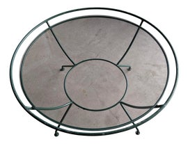 Image of Iron Outdoor Cocktail Tables