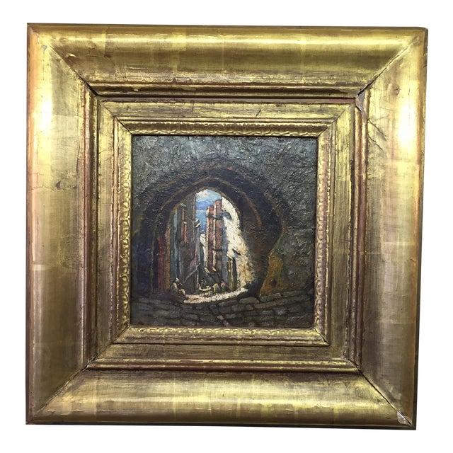 Addison Millar Orientalist Oil Painting For Sale