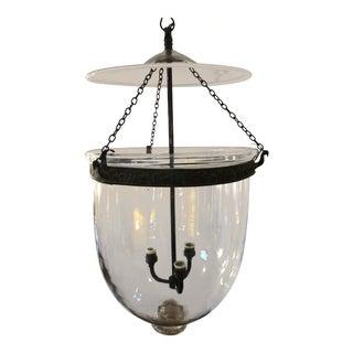 Vintage Val Saint Lambert Hundi Lantern For Sale