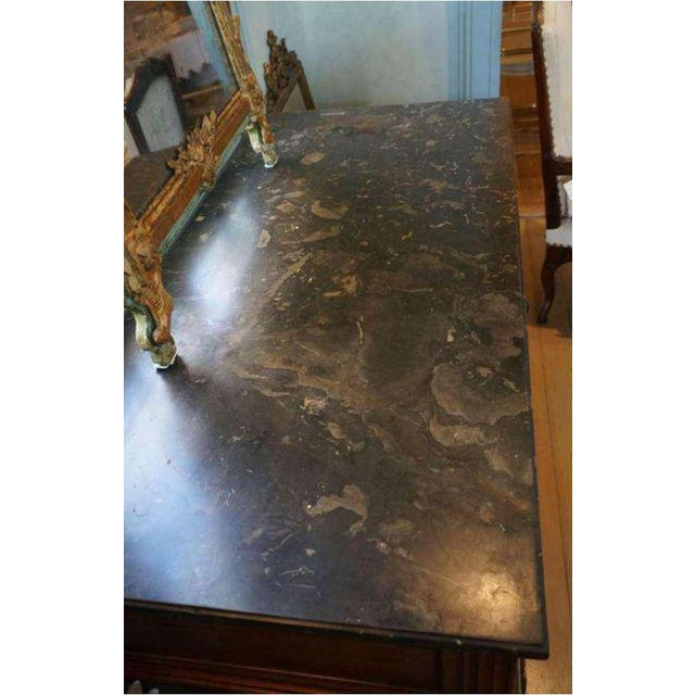 Louis XVI Commode/Desk For Sale - Image 9 of 10