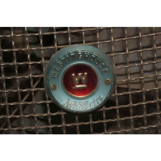 Vintage Westing House Industrial Fan - Image 4 of 8