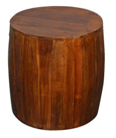 Image of Recycled/Repurposed Stools
