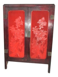 Image of Newly Made Chinese Nightstands