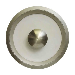 Mid-Century Modern Large Light Fixtures From the Waldorf Astoria For Sale