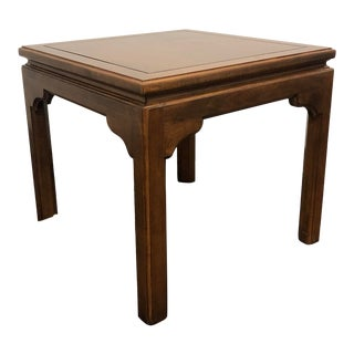 Ethan Allen Chinoiserie End Side Accent Table 1 For Sale