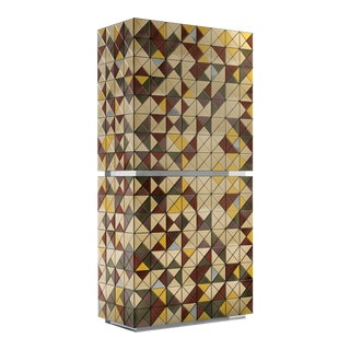 Pixel Anodized Cabinet From Covet Paris For Sale