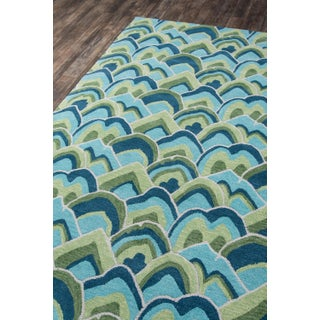 Madcap Cottage Embrace Cloud Club Green Area Rug 5' X 8' Preview