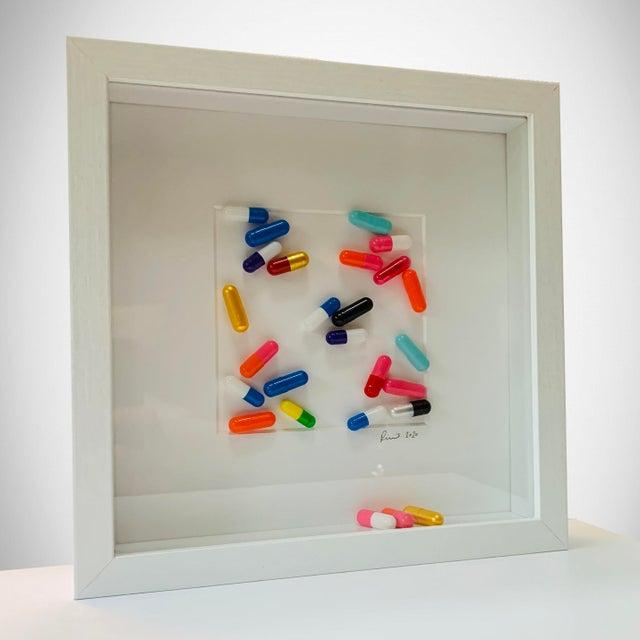 "Original 3d Artwork ""Lunch With Grandma"" Framed For Sale - Image 4 of 4"