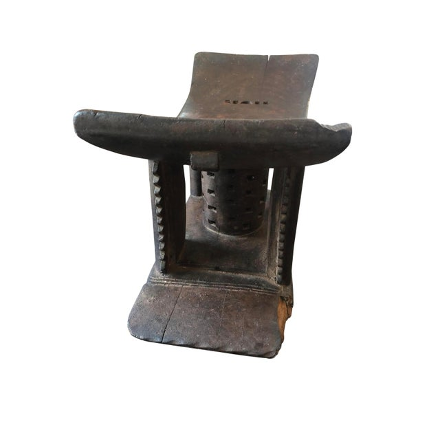 19th Century Asante Stool For Sale - Image 4 of 6