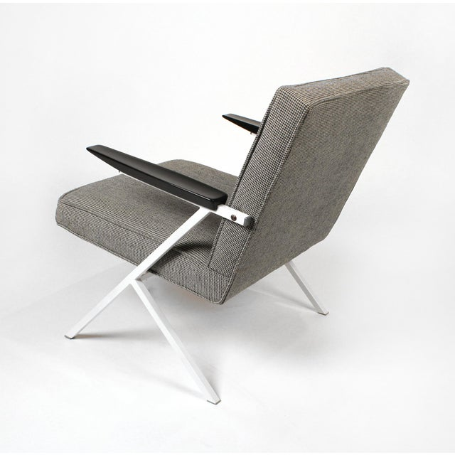 Mid-Century Modern Ladislav Rado Cantilevered Lounge Chairs for Knoll and Drake, 1950s For Sale - Image 3 of 10