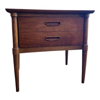Lane Mid-Century Modern Nightstand For Sale