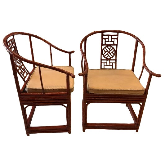 Late 19th Century Ming Style Quanyi Chairs -2- For Sale - Image 13 of 13