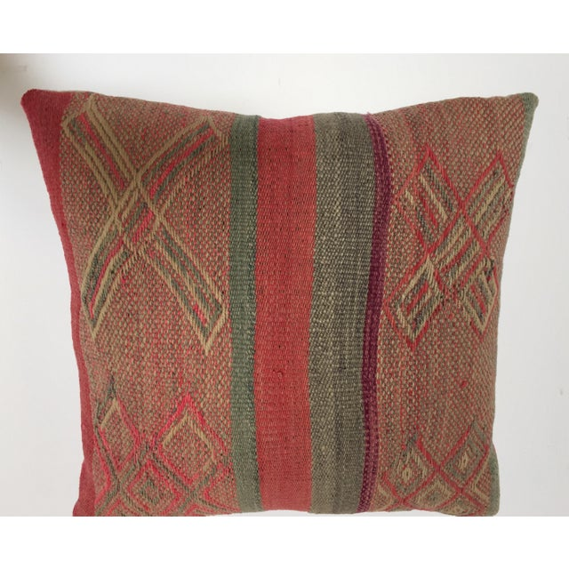 Moroccan Pastel Colors Bohemian Throw Pillows For Sale - Image 4 of 13