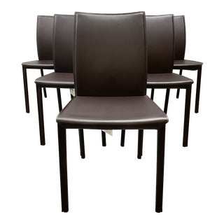 BoConcept Zarra Side Chairs - Set of 6 For Sale