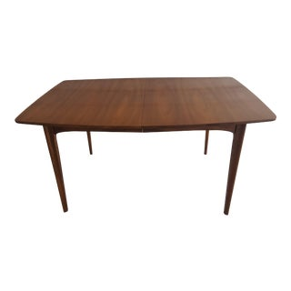Vintage Mid-Century Kent Coffey Perspecta Dining Table