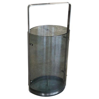 Umbrella Stand by Max Ingrand for Fontana Arte, Italy, 1960s For Sale