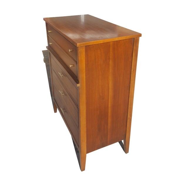 American Mid-Century Modern - Mid-Century Modern - Highboy / Dresser For Sale In Portland, ME - Image 6 of 9