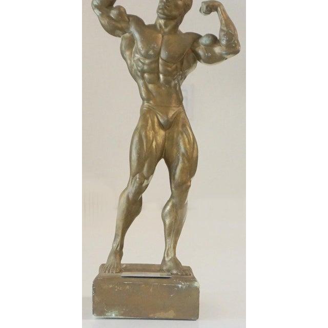 Niels Andersen Muscle Man Trophy For Sale In Palm Springs - Image 6 of 9