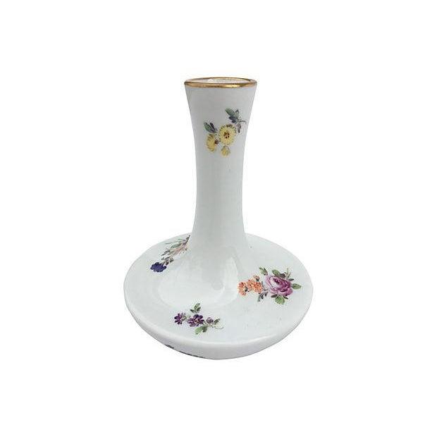 Antique Meissen Bud Vase Chairish