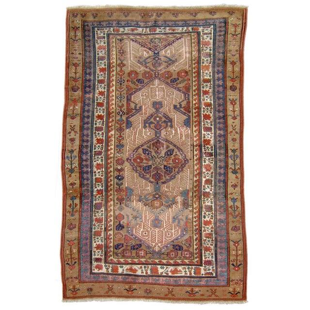 Islamic Serab Persian Rug - 4′11″ × 8′9″ For Sale - Image 3 of 3