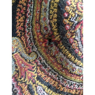 Antique Wool Paisley Cloth Preview