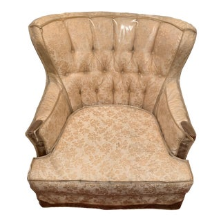 Bassett Wing Back Chairs For Sale
