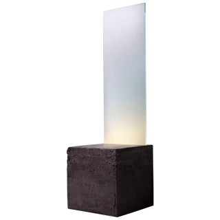 Plinth Floor Lamp Luvere Studio For Sale