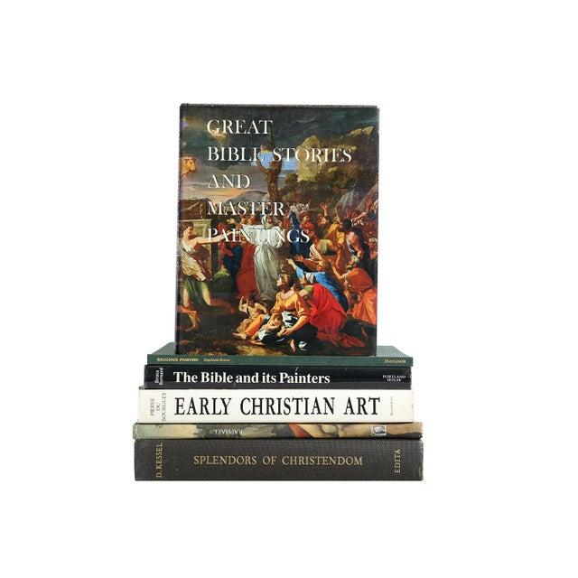 The Evolution of Christian Art - Set of 6 - Image 2 of 3