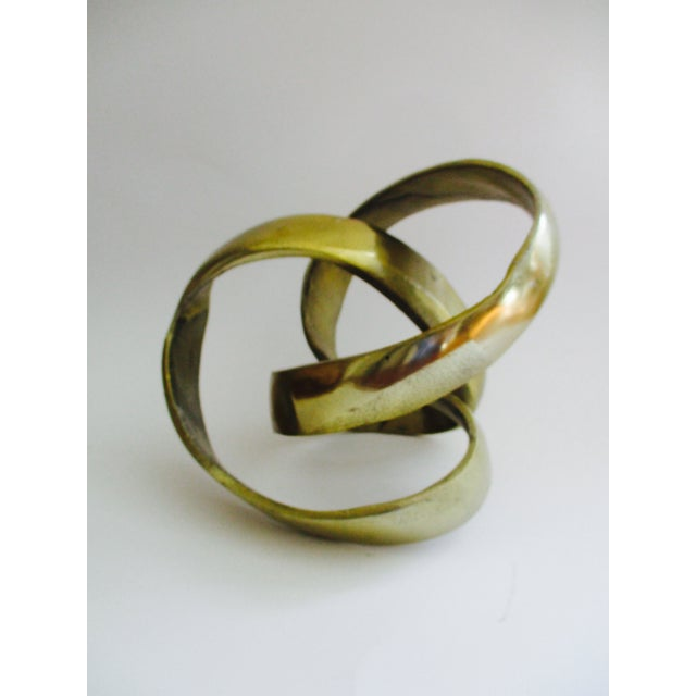 Modernist Abstract Free Form Sculpture or Bookend - Image 3 of 10