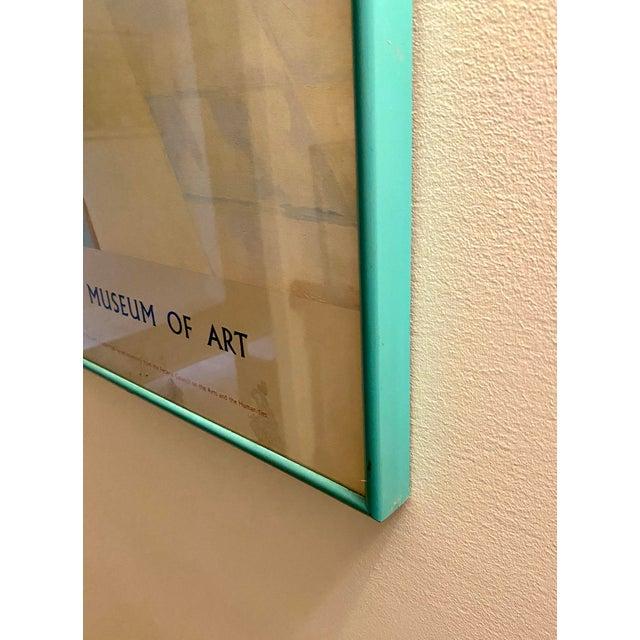 "Original Exhibit Poster ""David Hockney: A Retrospective"" Metropolitan Museum of Art 1988 For Sale - Image 11 of 11"