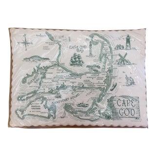Paper Placemats Cape Cod - Set of 36