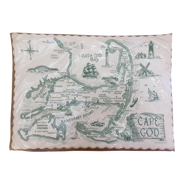 Paper Placemats Cape Cod - Set of 36 - Image 1 of 7
