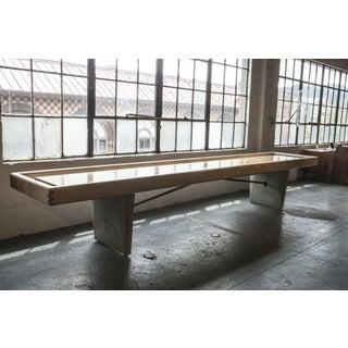 Mid-Century Modern TGM Shuffleboard Table Preview