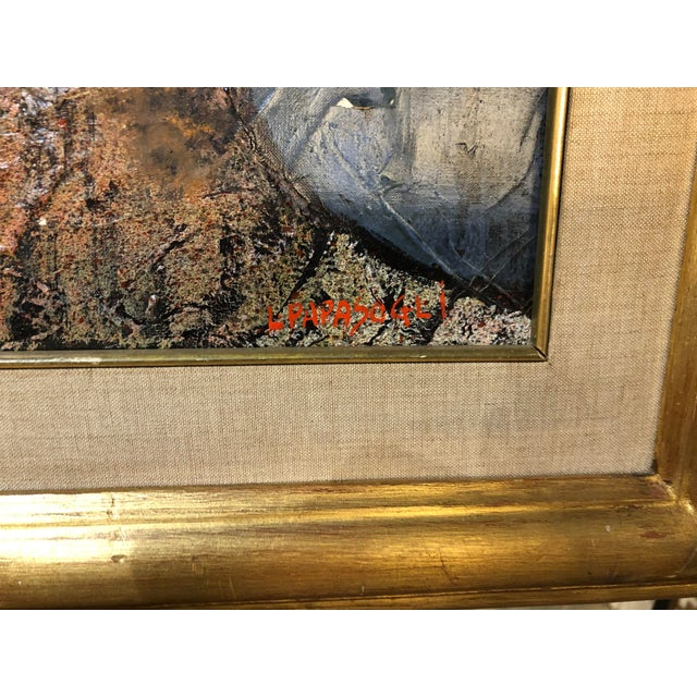 Oil on Canvas For Sale In New York - Image 6 of 7