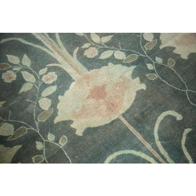 """Vintage Indo Donegal Carpet - 8'8"""" x 11'9"""" - Image 5 of 9"""