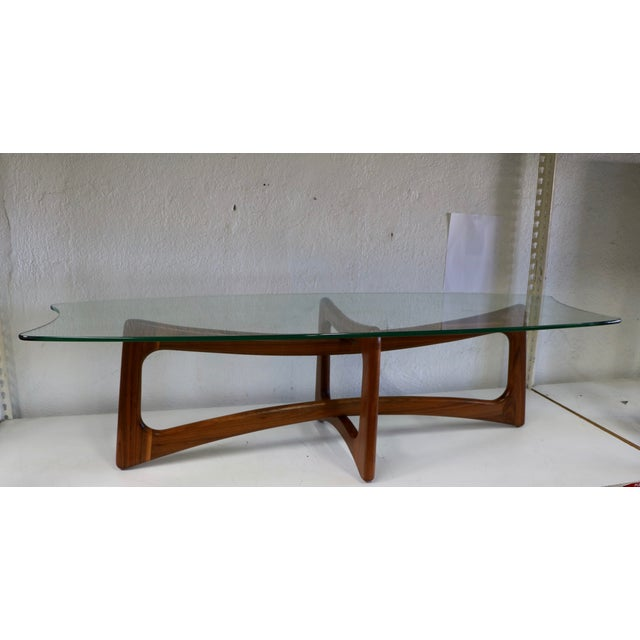 Adrian Pearsall Mid Century Modern Coffee Table - Image 5 of 9