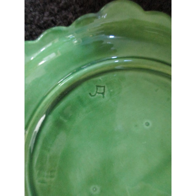 Vintage Holland Mold Cabbage Dish or Tureen For Sale - Image 9 of 10