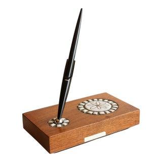 Marshall Studios Ceramic & Wood Parker Pen Set