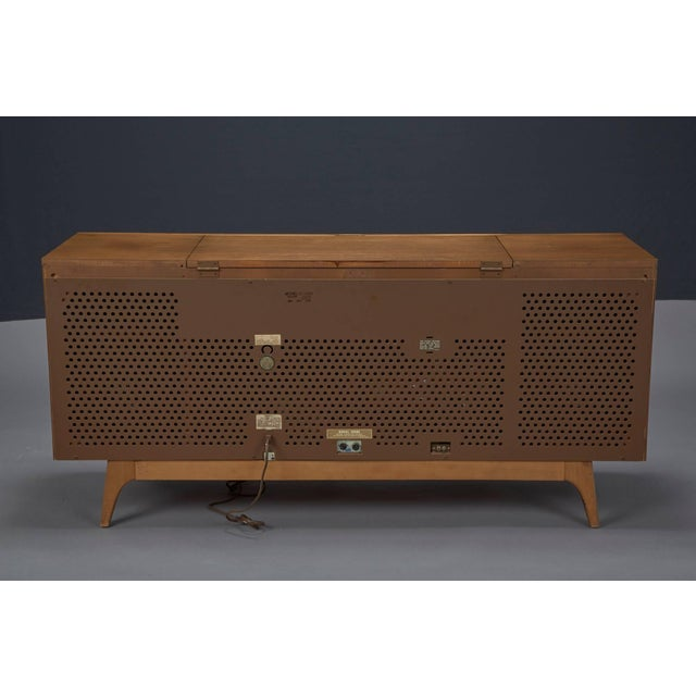 Zenith Stereophonic Stereo Cabinet With Record Player and Working Radio For Sale In Boston - Image 6 of 8