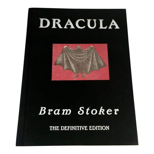 Dracula Book Collector's Edition Illustrated by Edward Gorey For Sale